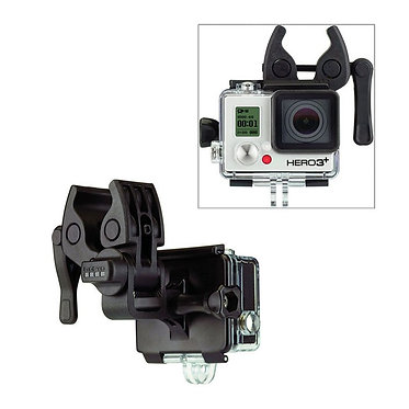GoPro Sportsman Mount - Fixação para Armas e Canas