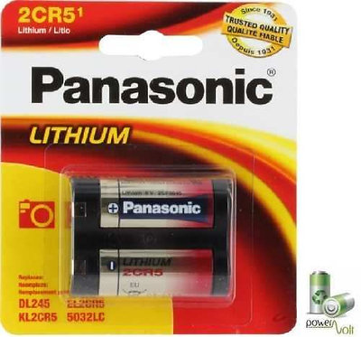 Panasonic 2CR5