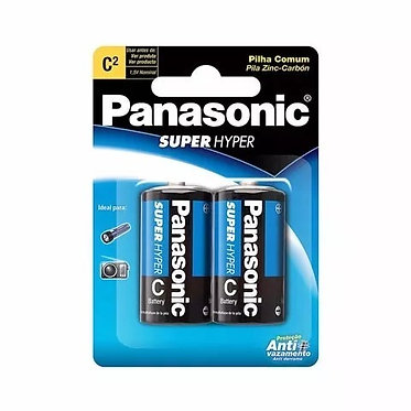 Panasonic C2 2x