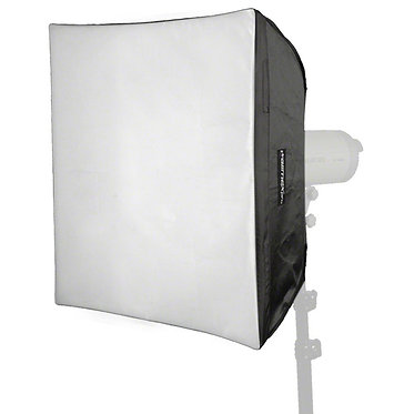 Walimex Pro Kit Softbox Quadrada 60x60cm Universal