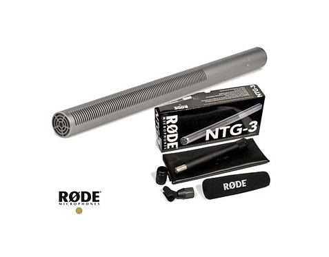 Rode NTG-3 Microfone Shotgun