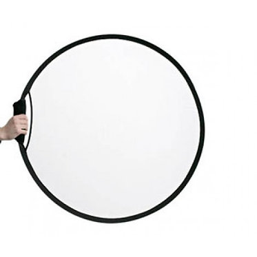 Matin Reflector Sunlight/Branco com Pega - 80cm