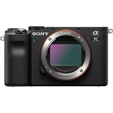 Sony a7C - corpo