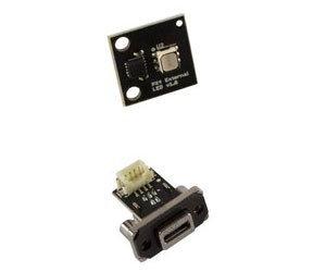 3D Robotics Conjunto Módulos LED e USB Pixhawk