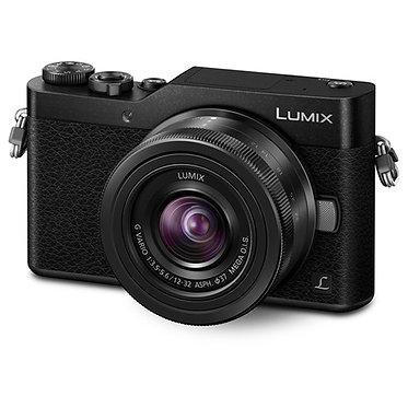 Panasonic Lumix DC-GX800 + 12-32mm f/3.5-5.6 ASPH