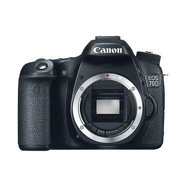 Canon EOS 70D Corpo