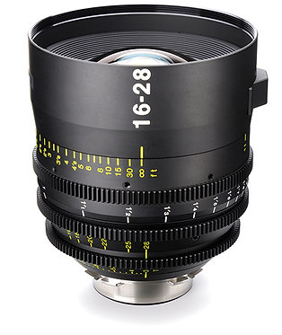 Tokina Vista Cinema ATX 16-28mm T3 Mark II Wideangle Zoom Lens