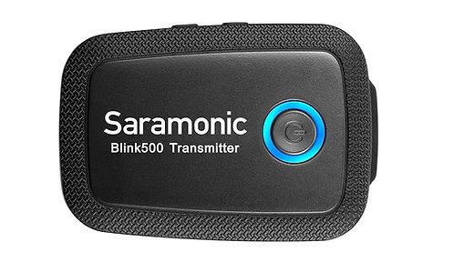 Saramonic microfone transmissor sem fios Blink 500 TX