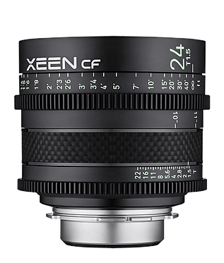 Samyang XEEN CF 24mm T1.5 Pro Cine