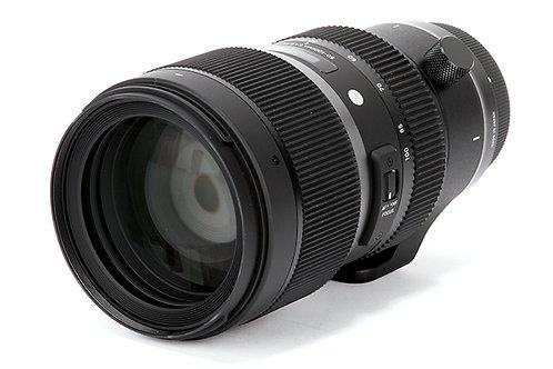 Sigma 50-100mm F1.8 DC HSM | ART