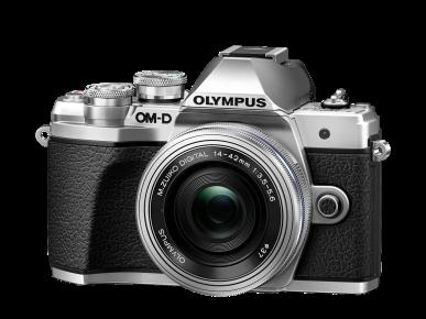 Olympus OM-D E-M10 MARK III + 14‑42MM EZ PANCAKE + 40-150MM