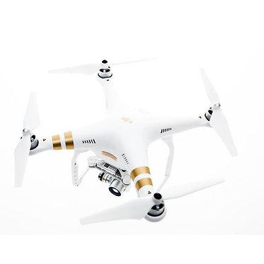 DJI Phantom 3 Quadcopter - Professional 4K