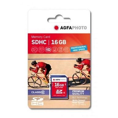 Agfaphoto SDHC 16GB High Speed C10