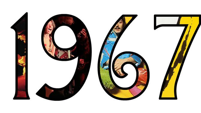 Tema em permanência no indómito de 2017: a comemoração dos 50 anos de 1967.