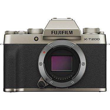 Fujifilm X-T200 - Corpo