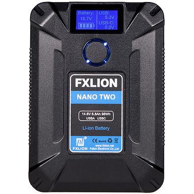 Fxlion Bateria Nano Two Ultracompact V-Mount