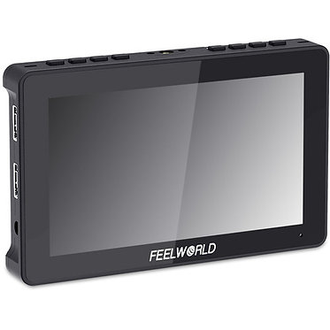 "FeelWorld F5 Pro 5.5"" 4K HDMI IPS - Touchscreen Monitor"