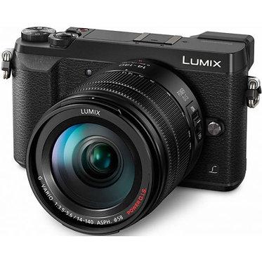 Panasonic Lumix DMC-GX80 K + 12-32mm ASPH IOS