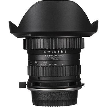 Laowa 15mm f/4 Grande Angular Macro para Nikon/Sony/Canon