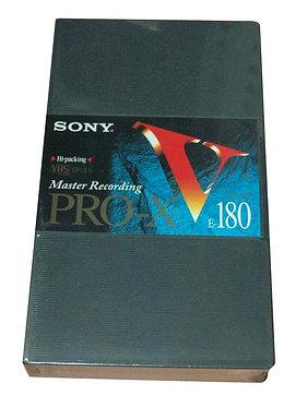Sony VHS PRO-X