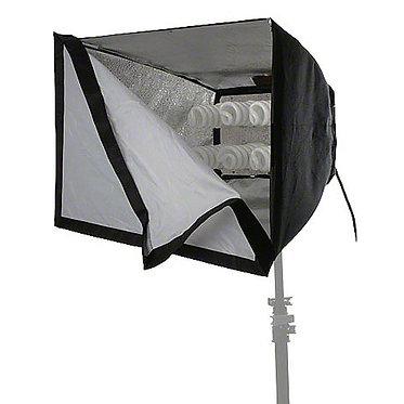 Walimex Luz Daylight 1000 com Softbox 50x70cm