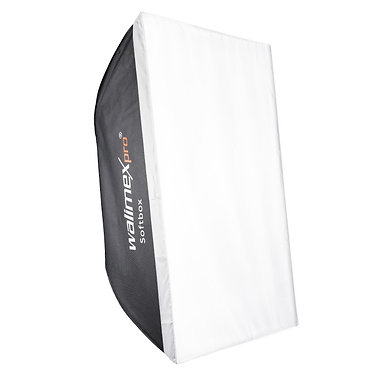 Walimex Pro Kit Softbox Rectangular 80x120cm