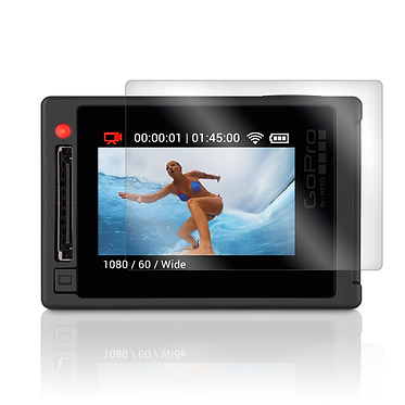 GoPro Protecções de Ecrã para Hero4 Silver