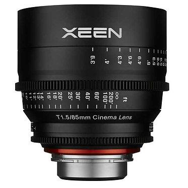 Samyang Xeen 85mm T1.5 Cine p/Canon