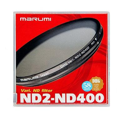 Marumi Vari ND 58mm