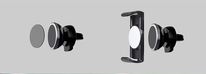 Easy Mobile Magnet - suporte de carro para smartphones