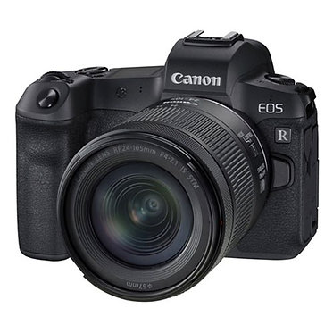 Canon EOS R + RF 24-105 f/4-7.1 IS STM