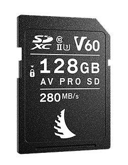 Angelbird AV Pro SDXC 128GB/280MB