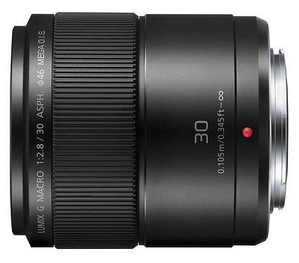 Panasonic Lumix G Macro Lens 30mm F2.8 ASPH