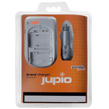 Jupio Carregador Universal p/ Baterias Canon