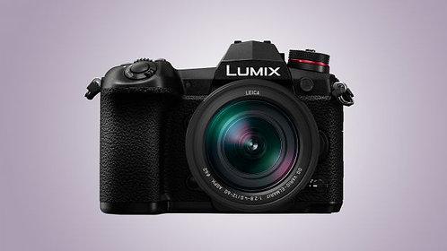 Panasonic Lumix G9 - Corpo