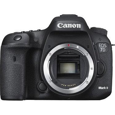 Canon EOS 7D Mark II + adaptador W-E1 Wi-Fi