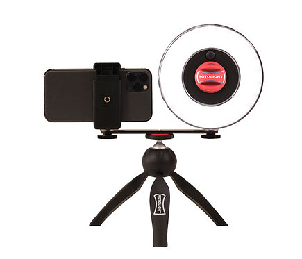 Rotolight Vlogging Kit RL48 p/ Smartphone
