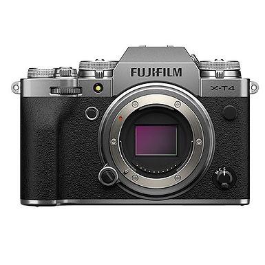Fujifilm X-T4 Silver - Corpo