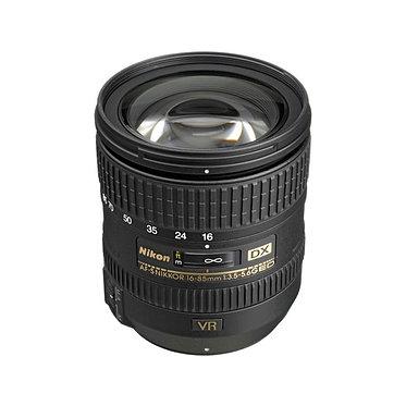 Nikon AF-S DX 16-85mm f/3.5-5.6 G-ED VR