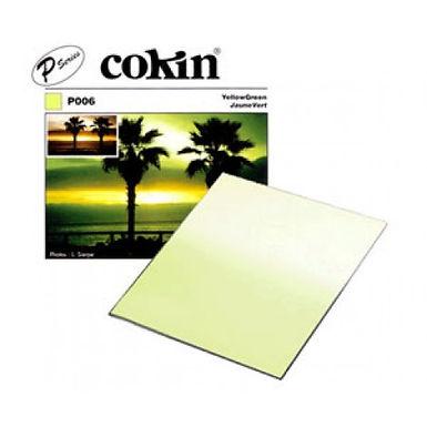 Cokin Filtro P006 Verde-Amarelo