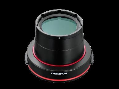 Olympus PPO‑EP03 Porta de objectiva Subaquática