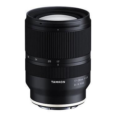 Tamron 17-28mm f2.8 Di III RXD (p/Sony)