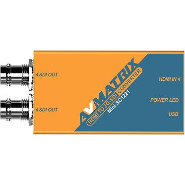 Avmatrix conversor SC1221 – HDMI para SDI