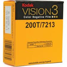 Kodak Super 8 vision3 - 200T