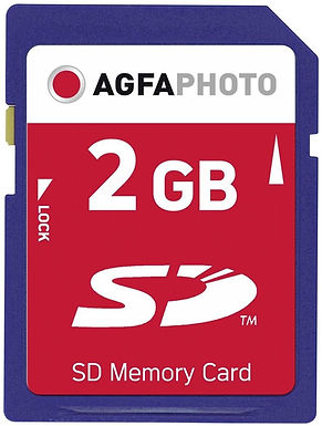 Agfaphoto SDHC 2GB