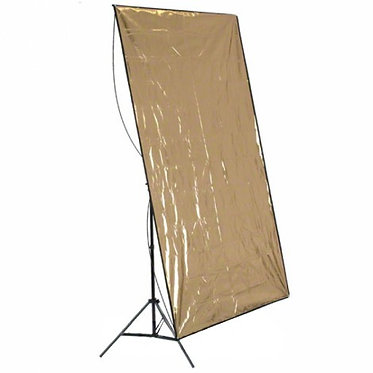 Walimex Kit Painel-Reflector Bicolor 180x90 c/ Tri
