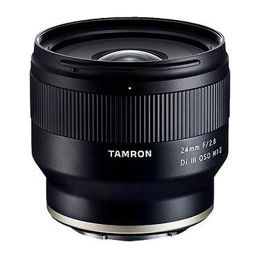 Tamron 24mm F/2.8 Di III OSD M1:2 (p/Sony)