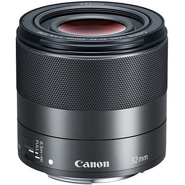 Canon EF-M 32mm f/1.4 STM BK