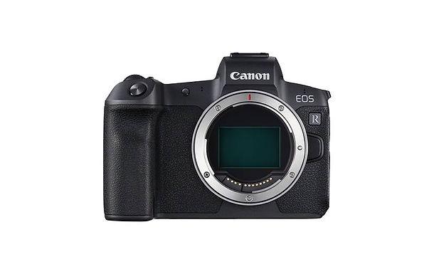 Canon EOS RP - Corpo