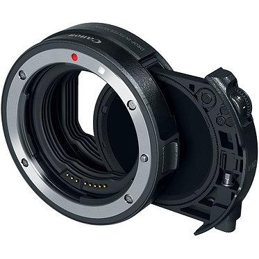 Canon Adaptador Drop-In Filter EF-EOS R + filtro ND